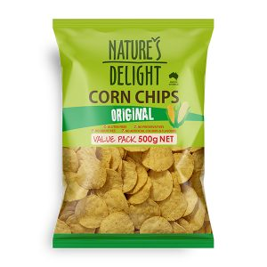 Nature's Delight Corn Chips